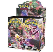 Pokemon Pokemon Sword & Shield #2 Rebel Clash Booster Pack