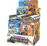Pokemon Pokemon Sword & Shield #2 Rebel Clash Theme Deck