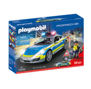 Playmobil Playmobil Porsche 911 Carrera 4S Police