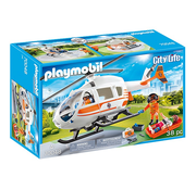 Playmobil Playmobil Rescue Helicopter