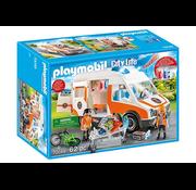 Playmobil Playmobil Ambulance with Flashing Lights