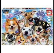 Educa Educa Fun in the Sun Selfie Puzzle 500pcs