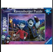 Ravensburger Ravensburger Disney Pixar Onwards Journey Bound Puzzle 200pcs XXL
