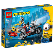 LEGO® LEGO® Minions The Rise of Gru: Unstoppable Bike Chase