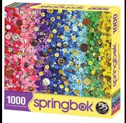 Springbok Springbok Bunches of Buttons Puzzle 1000pcs