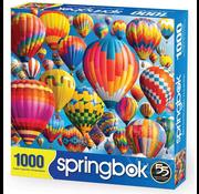 Springbok Springbok Balloon Fest Puzzle 1000pcs