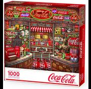 Springbok Springbok Coca-Cola History Puzzle 1000pcs