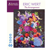 Pomegranate Pomegranate Eric Wert: The Arrangement Puzzle 1000pcs