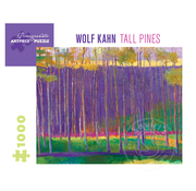 Pomegranate Pomegranate Wolf Kahn: Tall Pines Puzzle 1000pcs