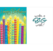 Big Candles Card