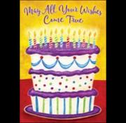 Big Cake Card