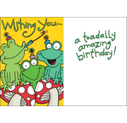 Toadally Card