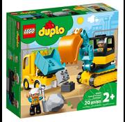 LEGO® LEGO® DUPLO® Truck & Tracked Excavator