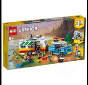 LEGO® LEGO® Creator Family Caravan Holiday