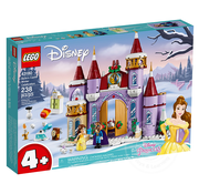 LEGO® LEGO® 4+ Disney Belle's Castle Winter Celebration