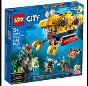 LEGO® LEGO® City Ocean Exploration Submarine