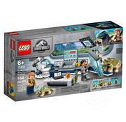 LEGO® LEGO® Jurassic World Dr. Wu's Lab: Baby Dinosaurs Breakout
