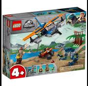 LEGO® LEGO® 4+ Jurassic World Velociraptor: Biplane Rescue Mission