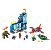 LEGO® LEGO® 4+ Marvel Avengers Wrath of Loki
