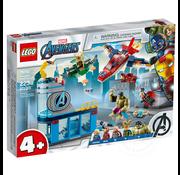 LEGO® LEGO® 4+ Marvel Avengers Wrath of Loki