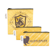 Bumkins Reusable Snack Bags 3 pack Harry Potter Hufflepuff™