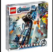 LEGO® LEGO® Marvel Avengers Tower Battle