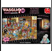 Jumbo Jumbo Wasgij Destiny 20 The Toy Shop! Puzzle 1000pcs