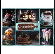 Jumbo Jumbo Chocolate Puzzle 1000pcs