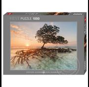 Heye Heye Red Mangrove Puzzle 1000pcs