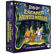 USAopoly Scooby-Doo™: Escape from the Haunted Mansion – A Coded Chronicles™ Game