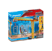Playmobil Playmobil RC Crane with Building Section