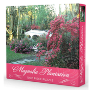 Gibb Smith Gibbs Smith Magnolia Plantation Puzzle 1000pcs