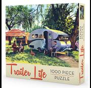 Gibb Smith Gibbs Smith Trailer Life Puzzle 1000pcs