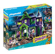 Playmobil Playmobil SCOOBY-DOO! Adventure in the Mystery Mansion