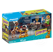 Playmobil Playmobil SCOOBY-DOO! Dinner with Shaggy