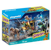 Playmobil Playmobil SCOOBY-DOO! Adventure in the Wild West RETIRED