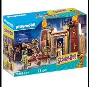 Playmobil Playmobil SCOOBY-DOO! Adventure in Egypt