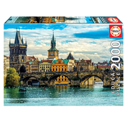 Educa Educa View of Prague Puzzle 2000pcs