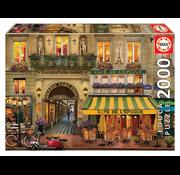 Educa Educa Galerie Paris Puzzle 2000pcs