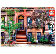 Educa Educa Greenwich Village, New York Puzzle 1500pcs