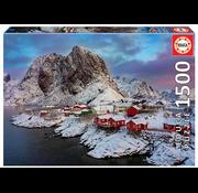 Educa Educa Lofoten Islands, Norway Puzzle 1500pcs