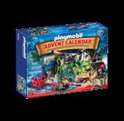 Playmobil Playmobil Pirate Cove Treasure Hunt Advent Calendar