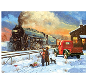 Royal & Langnickel Royal & Langnickel Painting By Numbers Home for Christmas