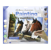 Royal & Langnickel Royal & Langnickel Painting By Numbers Three of a Kind