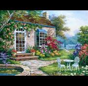 Royal & Langnickel Royal & Langnickel Painting By Numbers Spring Patio