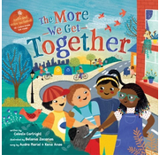 Barefoot Books The More We Get Together Book & CD