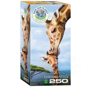 Eurographics Eurographics Save Our Planet Collection: Giraffes Puzzle 250pcs