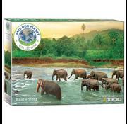 Eurographics Eurographics Save Our Planet Collection: Rainforest Puzzle 1000pcs