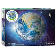 Eurographics Eurographics Save Our Planet Collection: Our Planet Puzzle 1000pcs