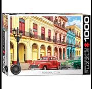 Eurographics Eurographics La Havana, Cuba Puzzle 1000pcs